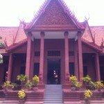 Phnom phen Museum